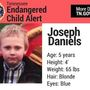Endangered child alert issued for missing autistic 5-year-old in Dickson