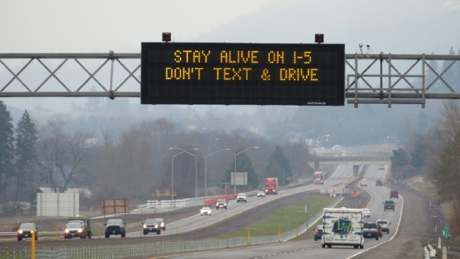 Submit your 'get your head out of your apps' idea to ODOT