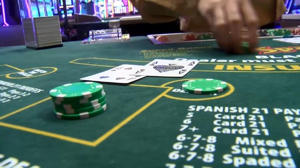 Closest gaming to Atlanta - Casino at Harrah s Cherokee
