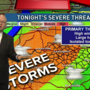 Jim Caldwell's Forecast | Severe storms roll into Kentucky tonight