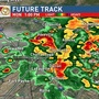 Be weather aware: Strong storms possible Monday afternoon