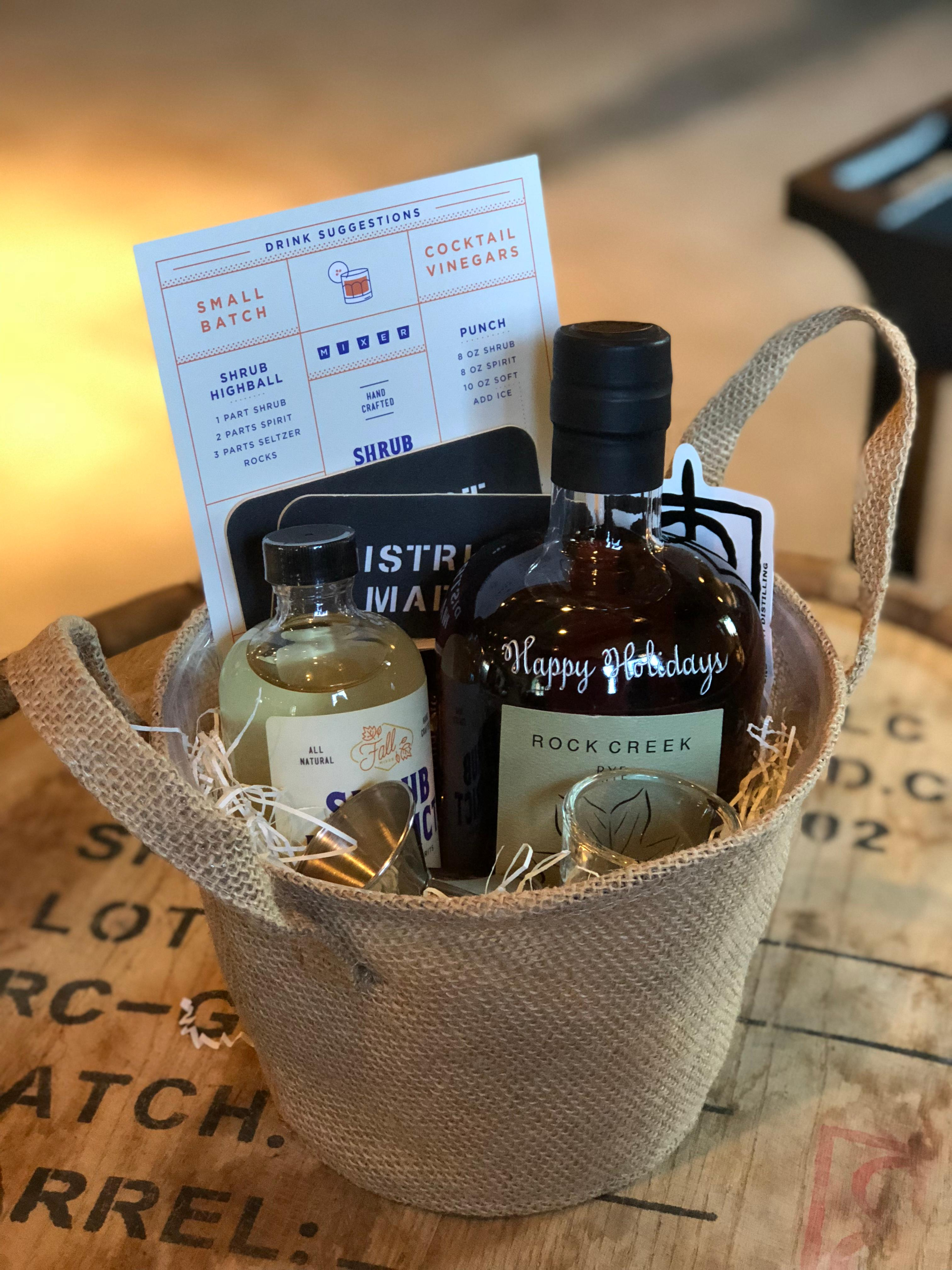 One Eight Distilling Drink Local Kit (Photo courtesy: One Eight Distilling)<p></p>