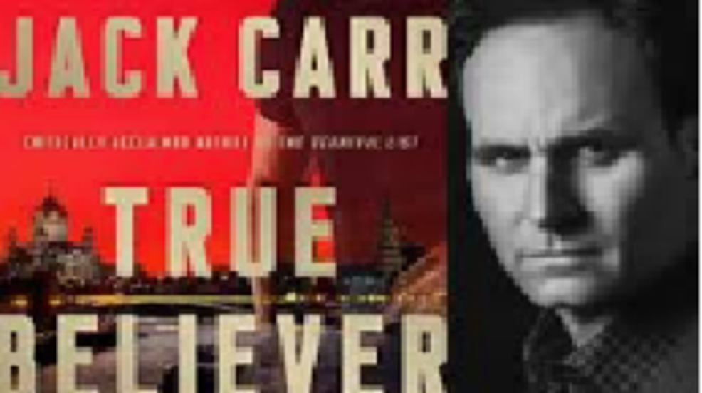 "Kirby Nation- Jack Carr author of ""True Believer"""
