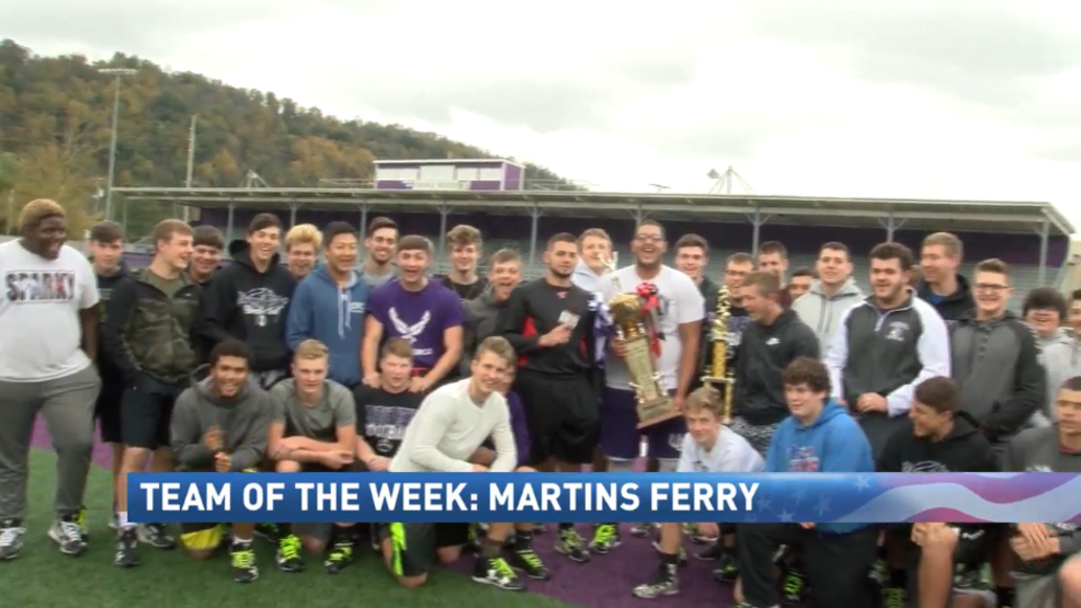 10.30.18 Team of the Week: Martins Ferry Purple Riders