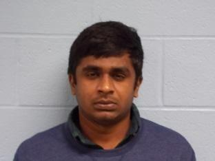 Sunil Bangalore-Krishnappa, 22, is facing charges of offering to engage in prostitution.