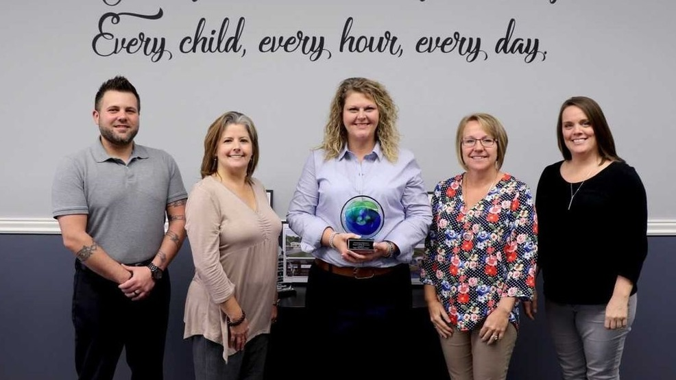 Poplar Bluff School District honored for student advocacy (R-I honored with regional award. (Source - Poplar Bluff Schools)).jpg