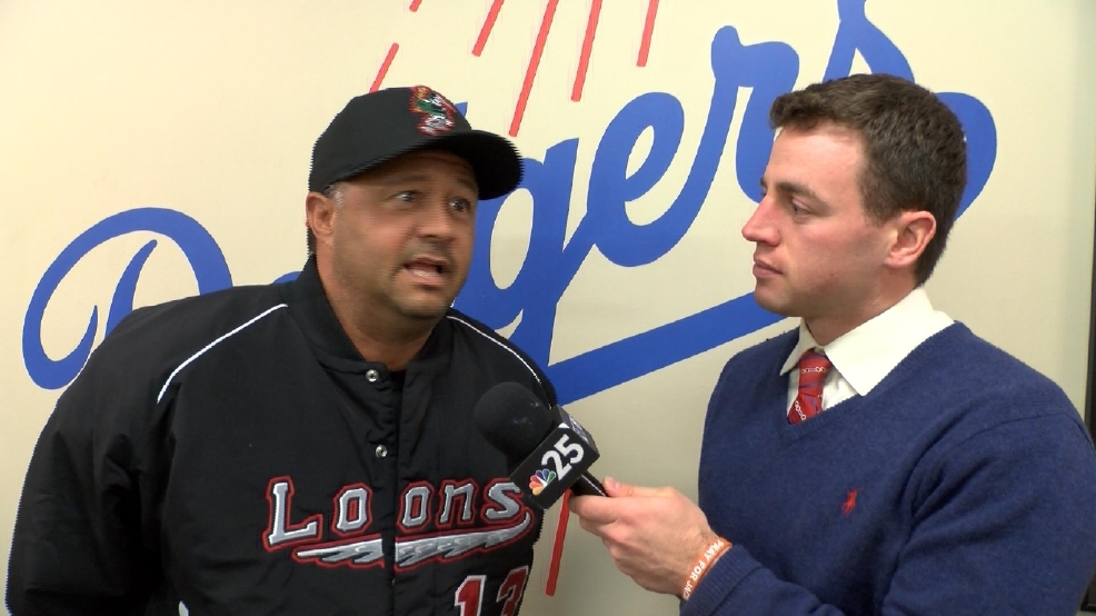 Watch: One On One With Loons Hitting Coach John Valentin