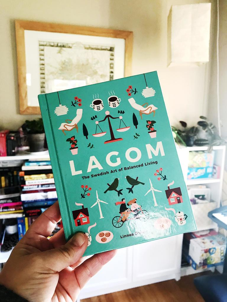"<p>Lagom loosely translates to ""not too little, not too much"" and leans toward minimalism way of life which for the Swedes means a happier, more balanced life. (Image: Rebecca Mongrain/Seattle Refined)</p>"