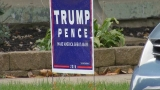Hundreds of Trump and Clinton signs have gone missing in Licking County