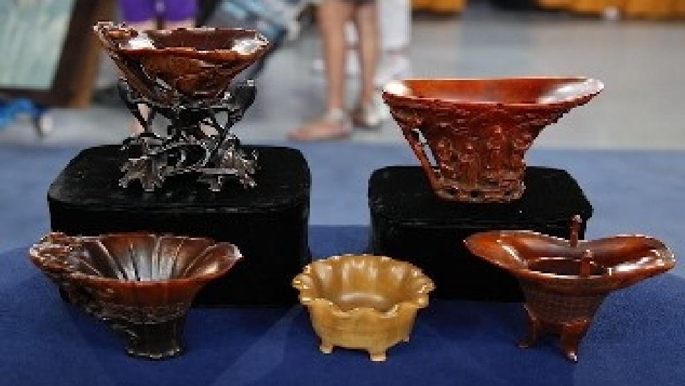 Item At Antiques Roadshow Breaks Appraisal Record Ktul
