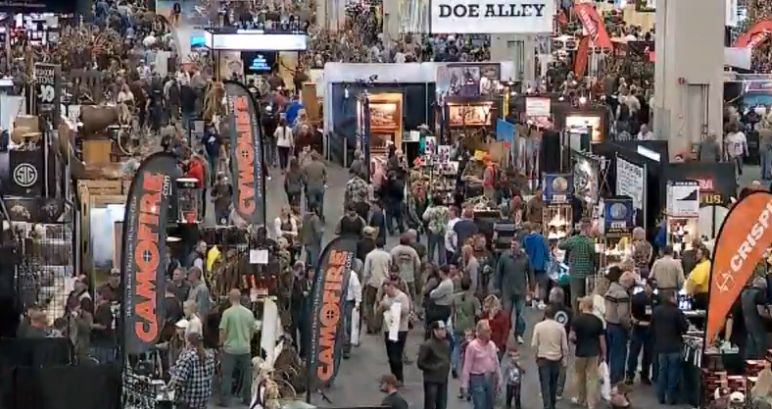Hunting Expo (Photo: KUTV)