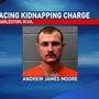 Charleston man facing kidnapping charge