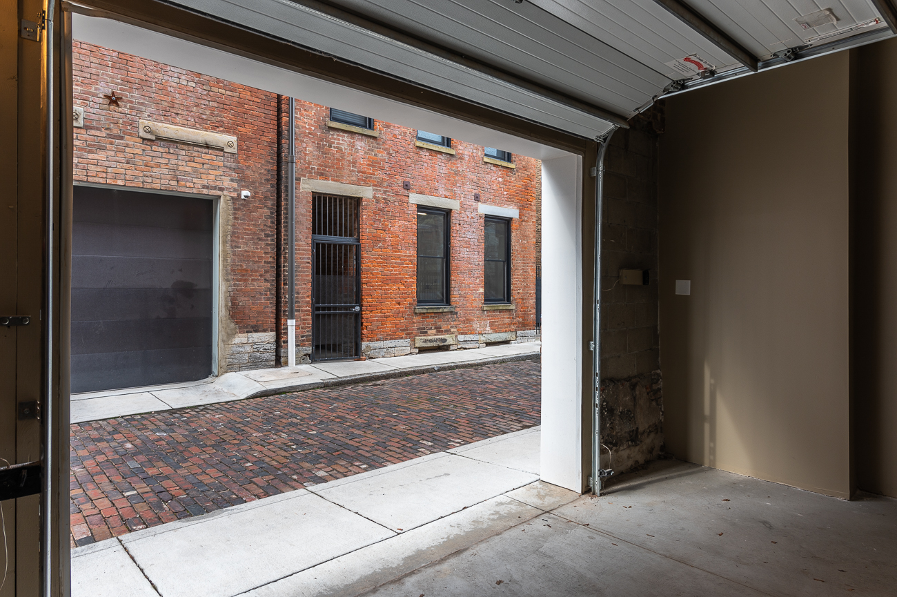 The condo comes with 2 oversized garages. / Image: Phil Armstrong // Published: 1.6.21