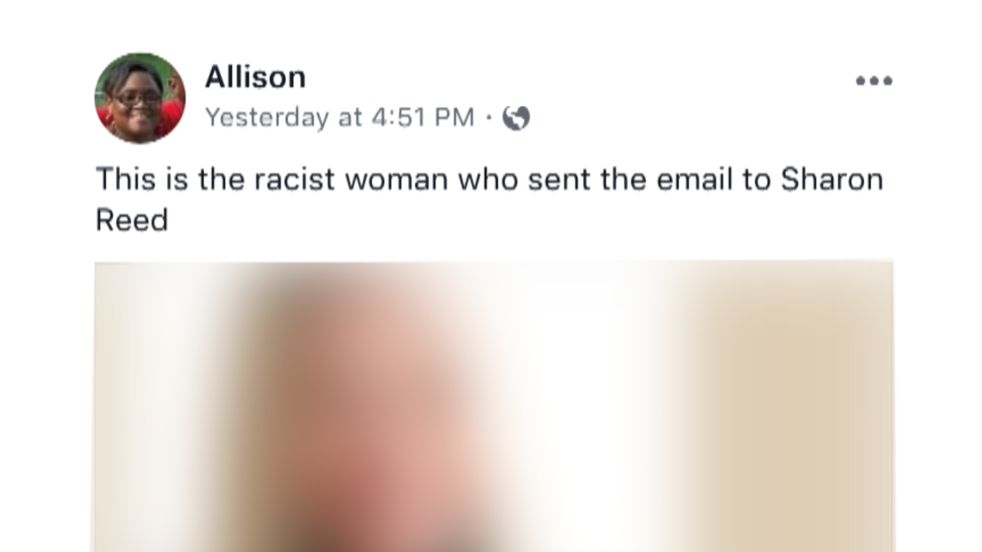 "Omaha woman wants people to know she is not racist comment writer ""Kathy Rae"""