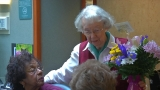 Charleston woman, 90, volunteers for 30 years and counting