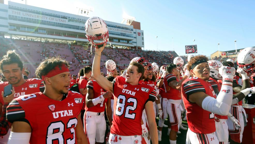 AP Top 25: Utah, highest-ranked team in Pac-12, moves up to No. 10