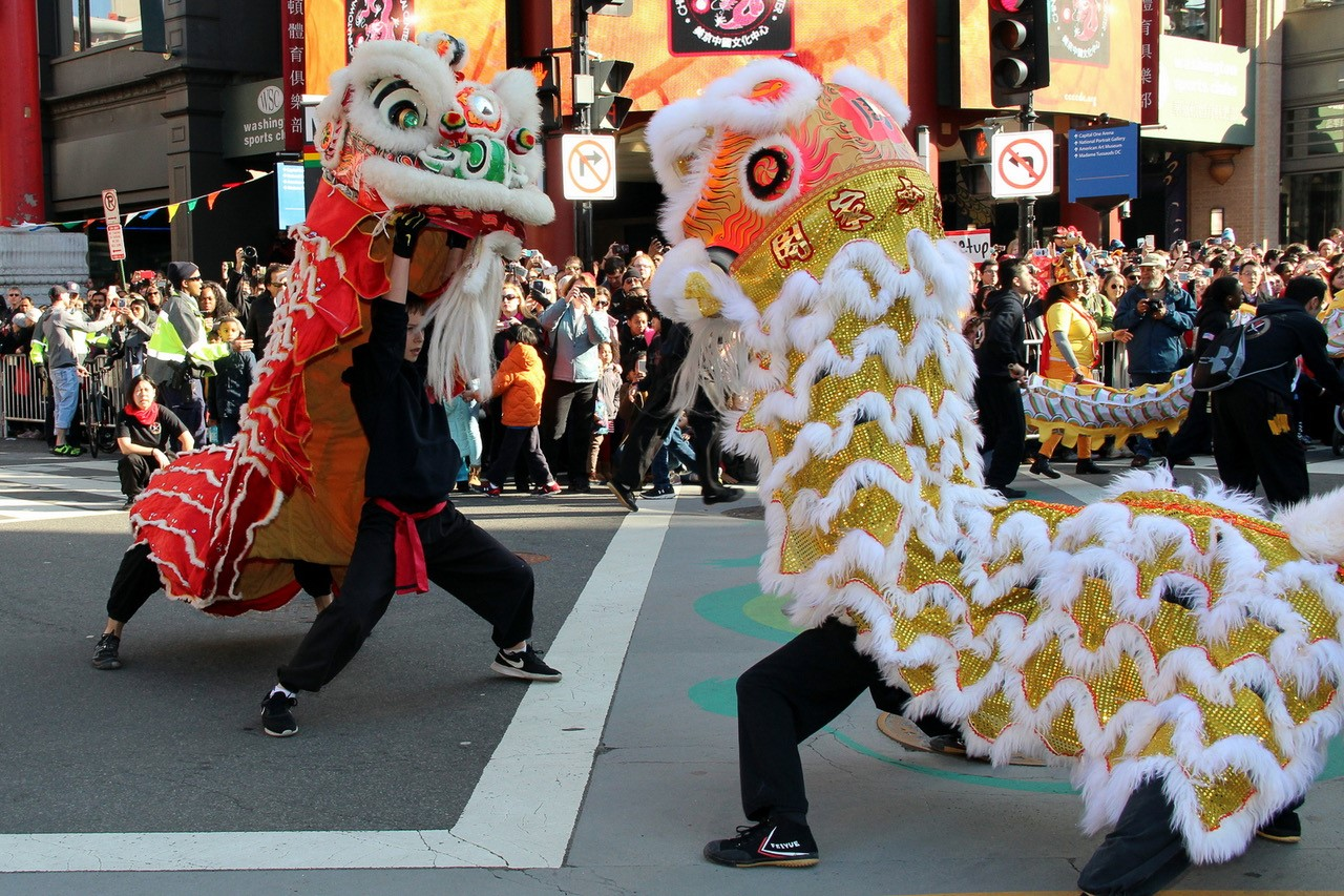 On February 5, the year of the pig will begin, and the Chinese Consolidated Benevolent Association is celebrating with a parade from{ }from 6th and I streets NW to 6th and H streets NW.{ }{ }(Image: Edward Der)