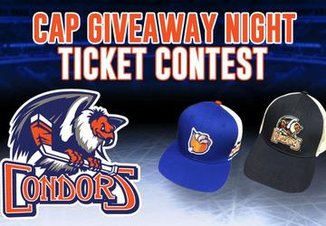 KBFX Condors Ticket Contest