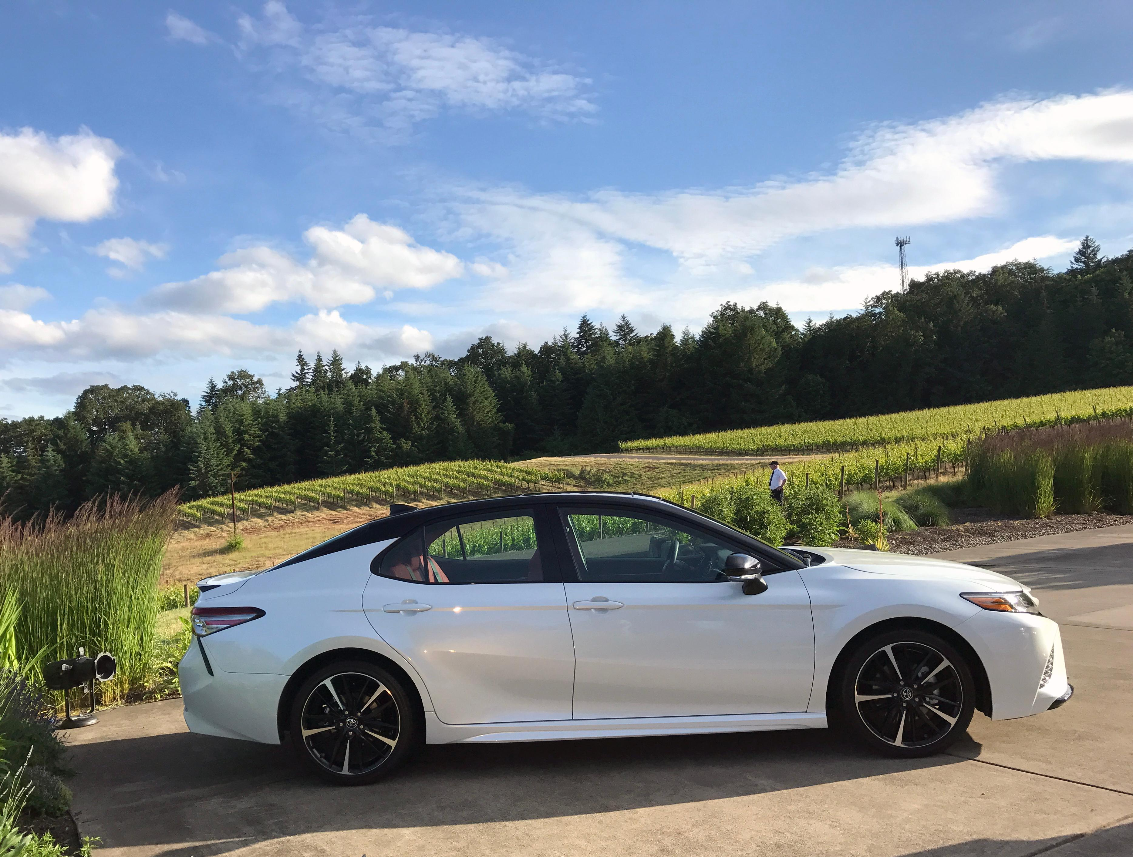 2018 toyota camry xse.  camry 2018 toyota camry xse sinclair broadcast group  jill ciminillo on toyota camry xse