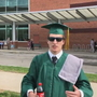 SUNY Brockport grad's speech earns kudos from NASCAR