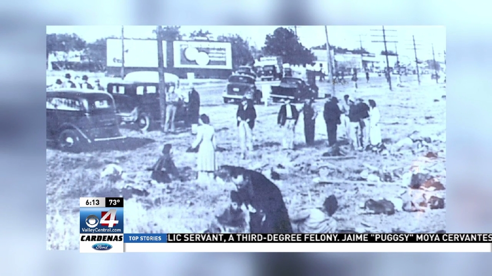 City of Alamo honors 34 who died in 1940 train accident | KGBT