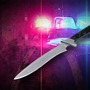 Man hospitalized after being stabbed in abdomen