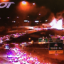 BREAKING: Double tanker vehicle explodes, closes I-15