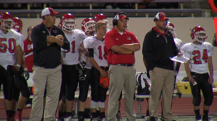 Mark Hudson and Dan Zoucha of Boone Central/Newman Grove are asked to coach the 2017 Nebraska Shrine Bowl (NTV News)