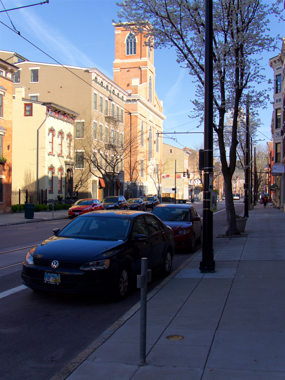 [AFTER] LOCATION: Race Street, looking northwest between 14th and 15th Streets (Over-the-Rhine) / IMAGE: Travis Estell