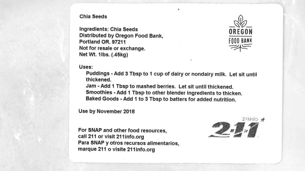 Oregon Food Bank Jobs
