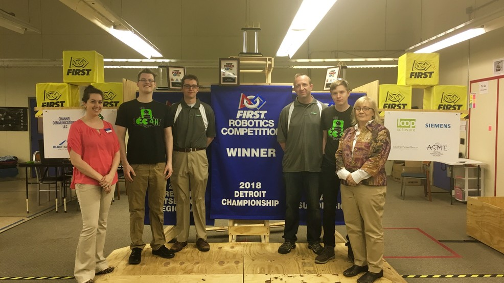 Centre County Robotics Team Gets World Recognition Wjac