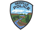 Oroville Police Department Badge