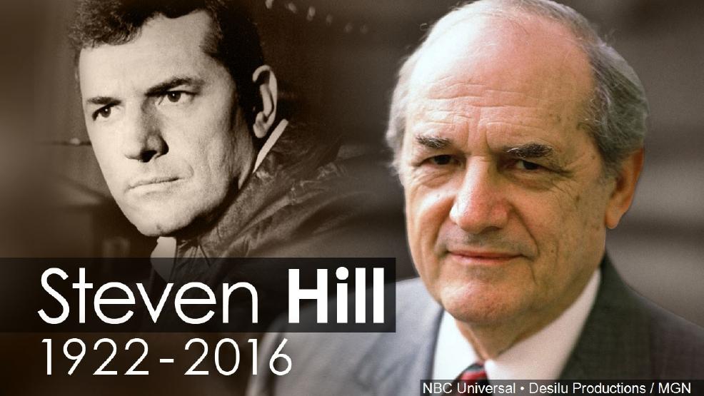 steven hill real world