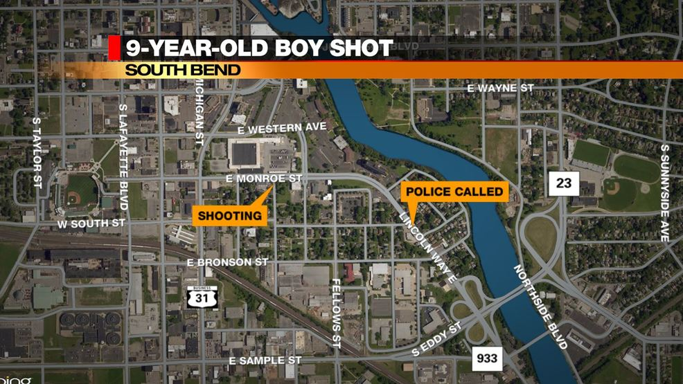Boy 9 Shot In The Hand In South Bend Wsbt
