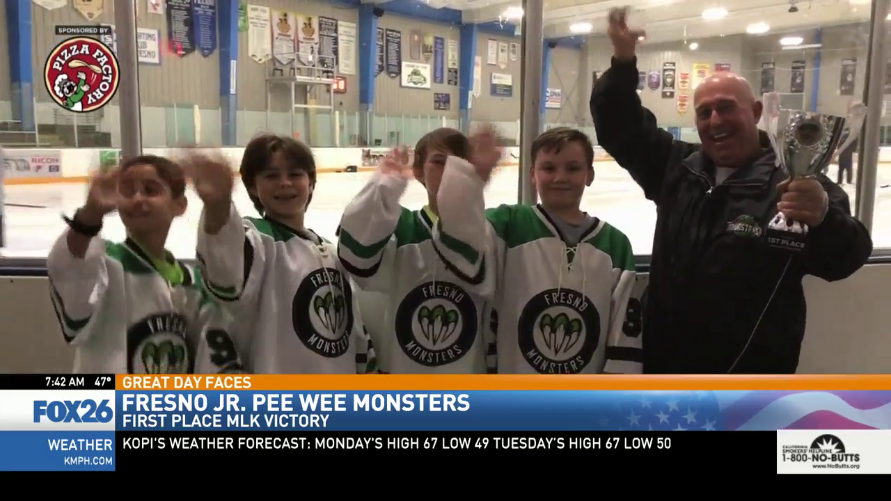 Fresno Pee Wee Monsters