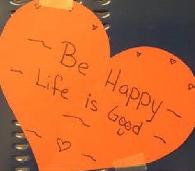 Student spends weeks making 1800 Valentines Day cards for Oswego