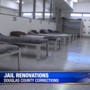 Jail undergoes renovations to become safer