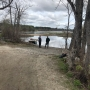 Search suspended for missing man in Androscoggin River