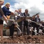 Ground broken for new methanol plant in Institute