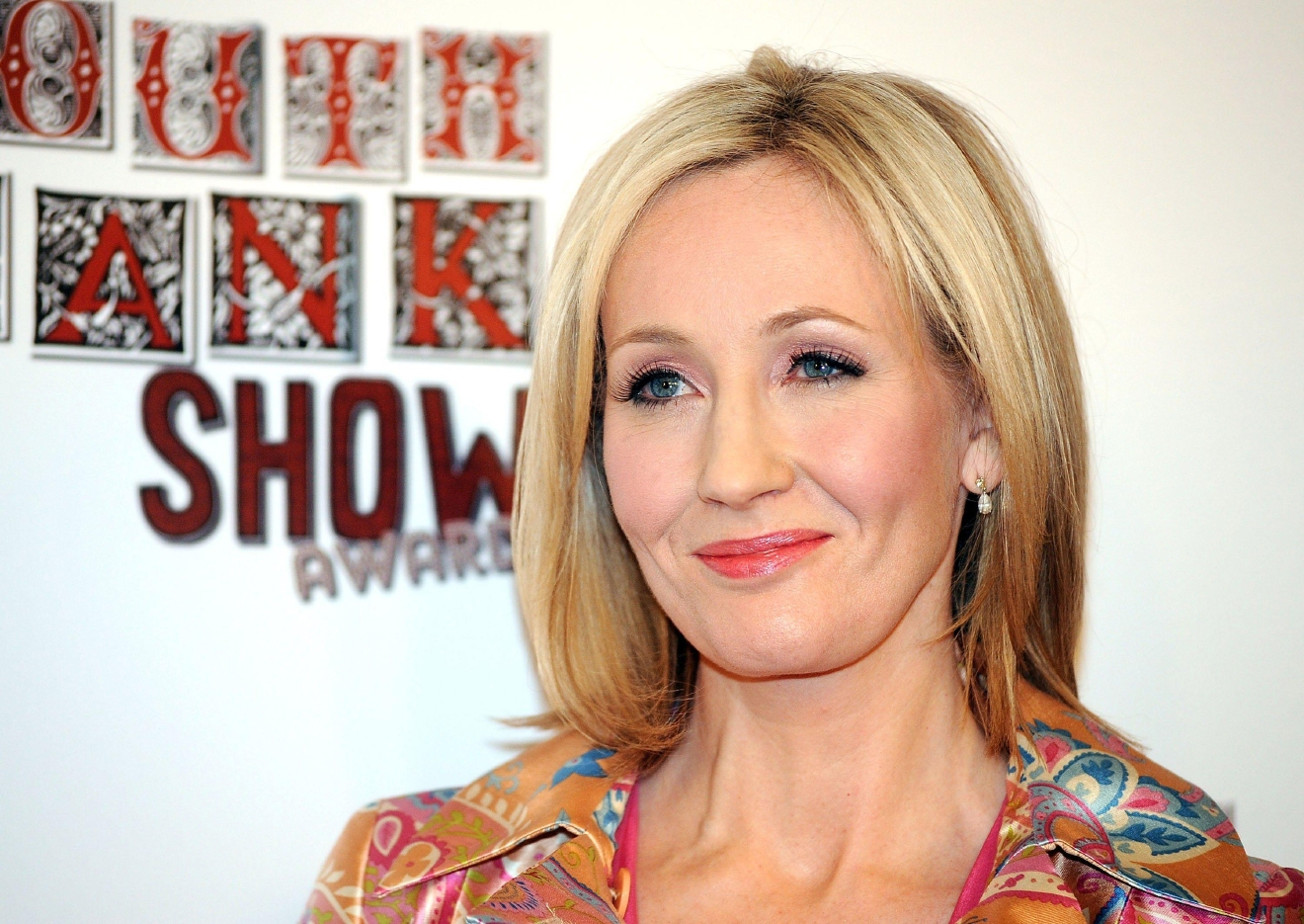 J.K. Rowling The South Bank Show Awards at The Dorchester Hotel - Inside London, England - 29.01.08  Featuring: J.K. Rowling Where: London, United Kingdom When: 29 Jan 2008 Credit: Daniel Deme / WENN