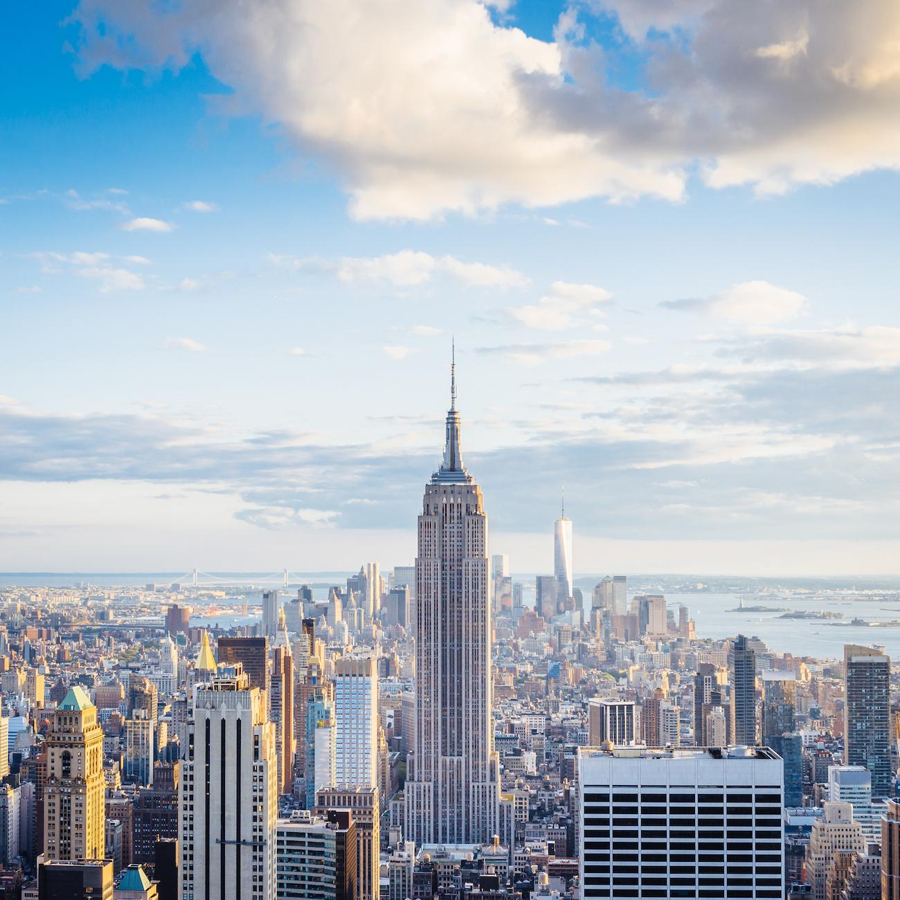 The Empire State Building / Image:{ }FilippoBacci, via Getty Images // Published: 5.15.19