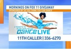 Mornings on FOX Giveaway So You Think You Can Dance