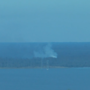 Tugboat fire in Mobile Bay