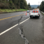 Major Oregon roadway is cracking up