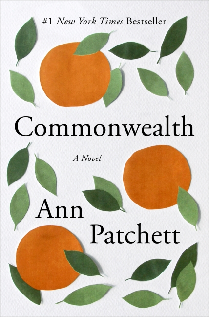 &quot;Commonwealth&quot; by Ann Patchett (Image: Courtesy HarperCollins)<p></p>