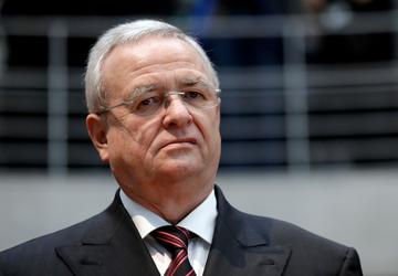 Former Volkswagen CEO indicted in emissions cheating case