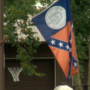 Local mayor displays Confederate flag