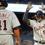 Tigers end losing streak, top Nats 5-4