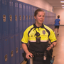 Above & Beyond: Officer Shannon Garza reflects on changes to school security