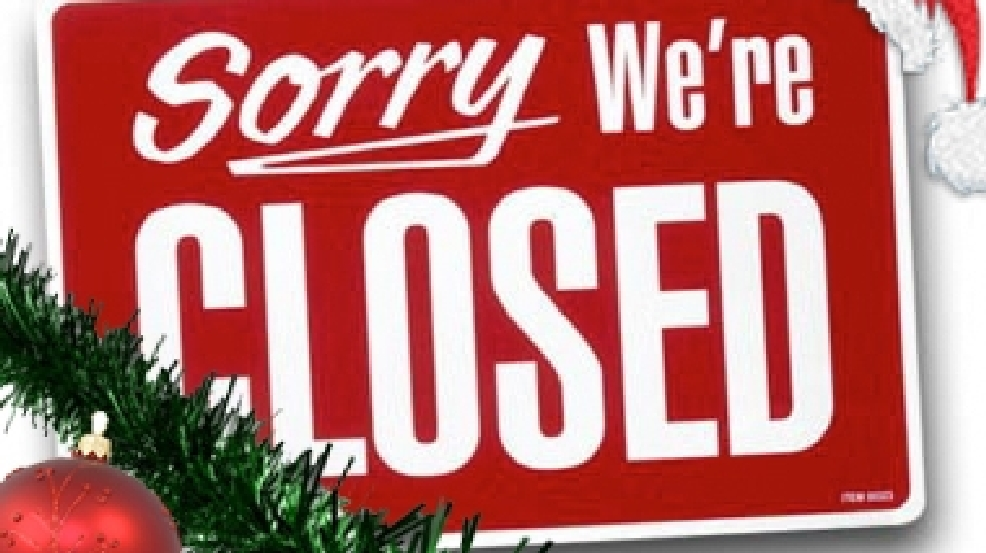 Grocery store hours on Christmas | WTTE
